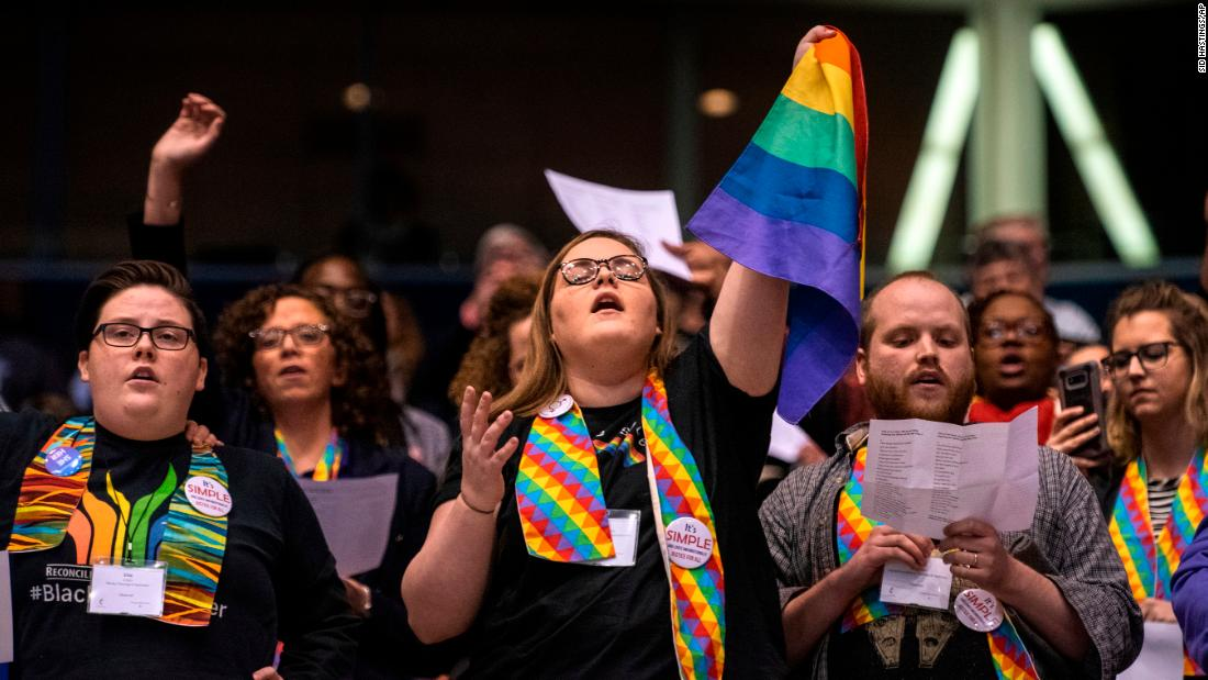 Cassopolis Congregation Stands By Fired Gay Pastor