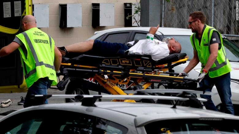 Mass shootings at mosques in Christchurch, New Zealand