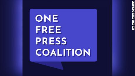 News outlets band together to establish the One Free Press Coalition