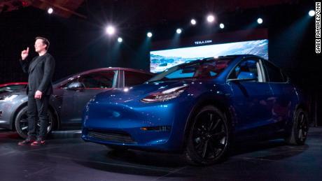 See Tesla S New Model Y