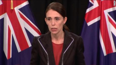 New Zealand Prime Minister: This was a terrorist attack
