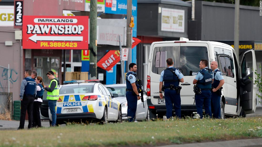 New Zealand bans terror suspect's manifesto