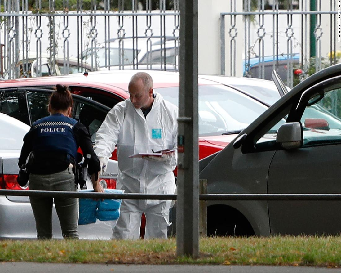New Zealand Terrorist Attack: What We Know: How The New Zealand Terror Attack Unfolded