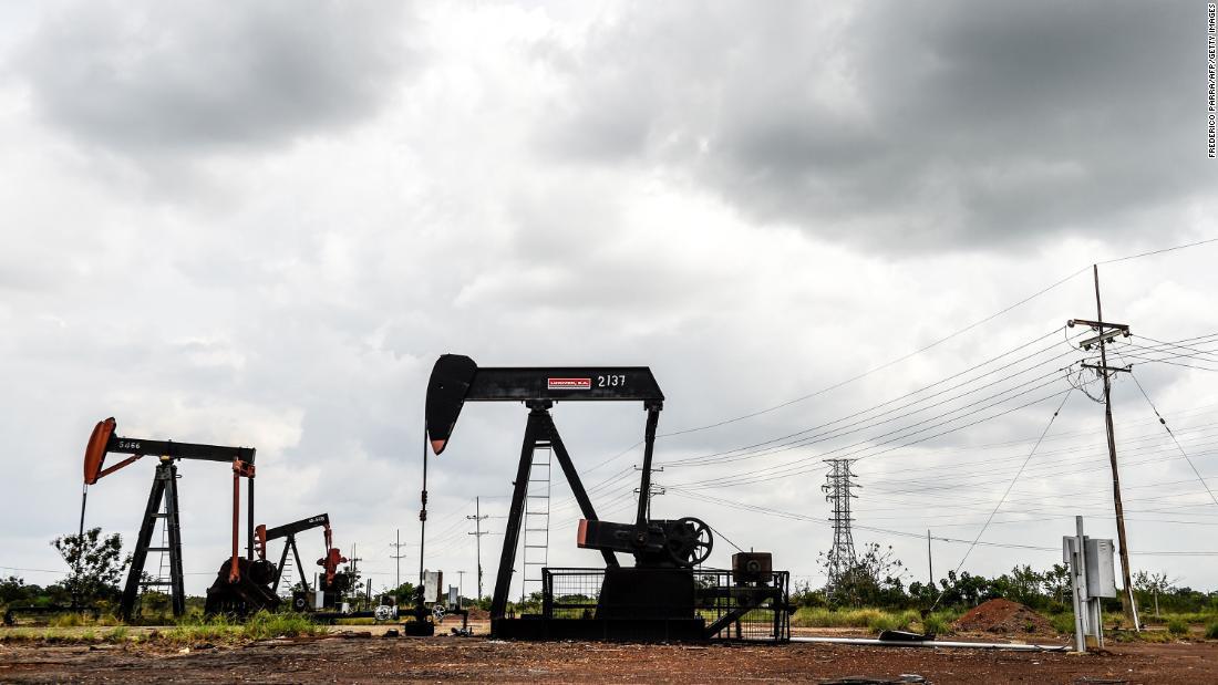 Who gets Venezuela's oil?