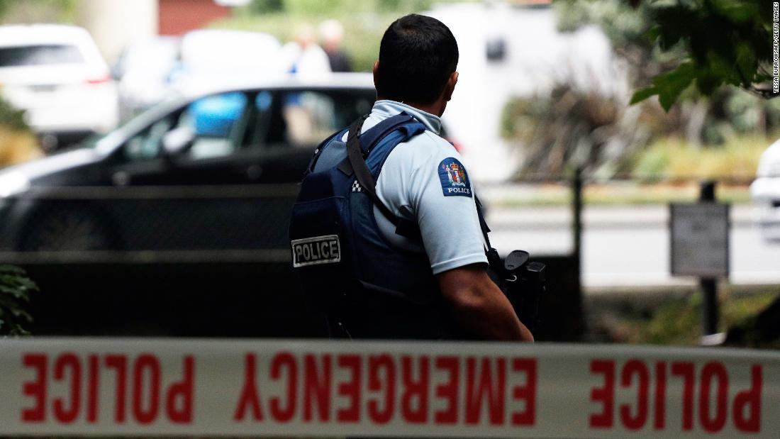 New Zealand bans terror suspect's manifesto