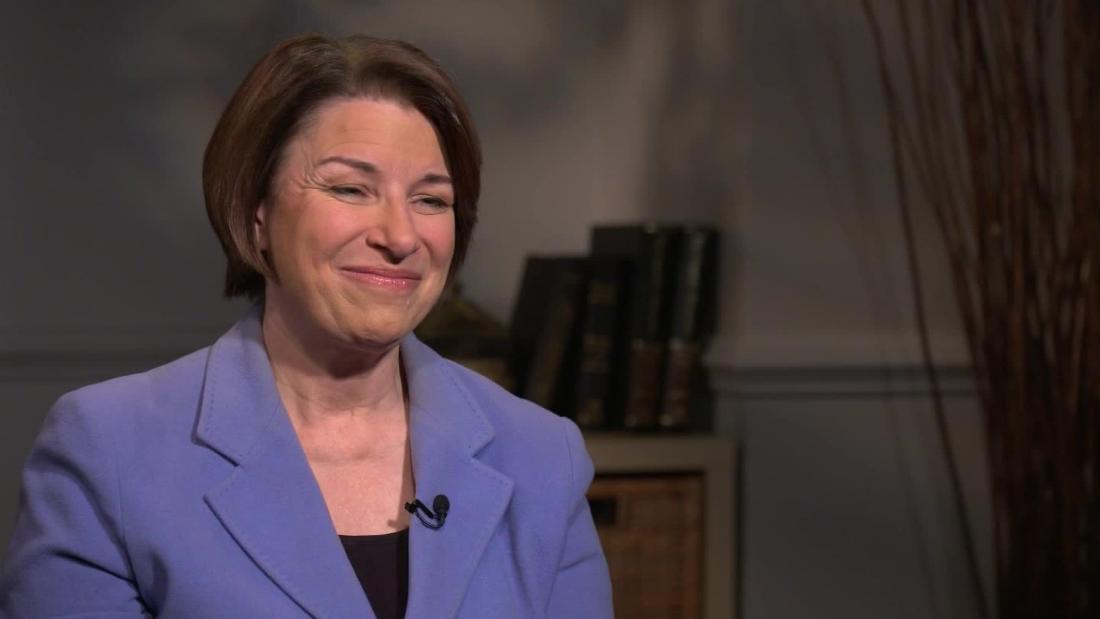 Amy Klobuchar woos donors in the Bay Area