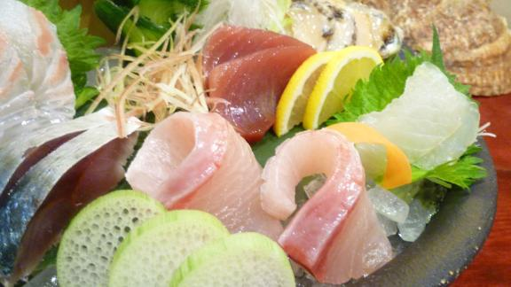 No trip to Japan would be complete without sampling the range of culinary delights the country has to offer. Sashimi -- sliced raw fish -- is a national delicacy.