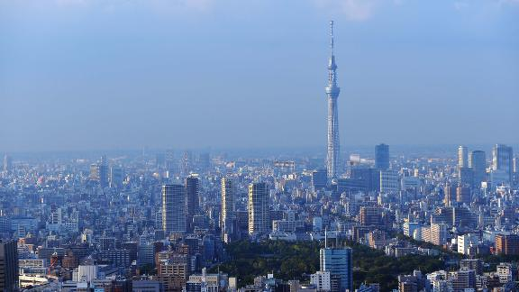 Three stadiums around Tokyo will host Rugby World Cup games, including the final at the International Stadium Yokohama. A trip up the Tokyo Skytree offers breathtaking views of the city.