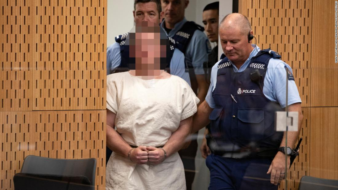 Christchurch Shooting Picture: Brenton Tarrant, Suspect In New Zealand Mosque Shooting