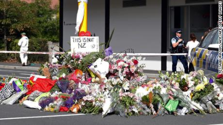 The death toll rises to 50 in the shootings of the mosque in New Zealand