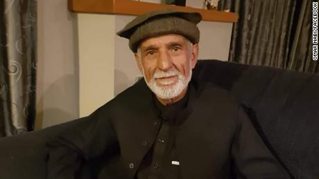 Afghan native Daoud Nabi lived in New Zealand in 1977.