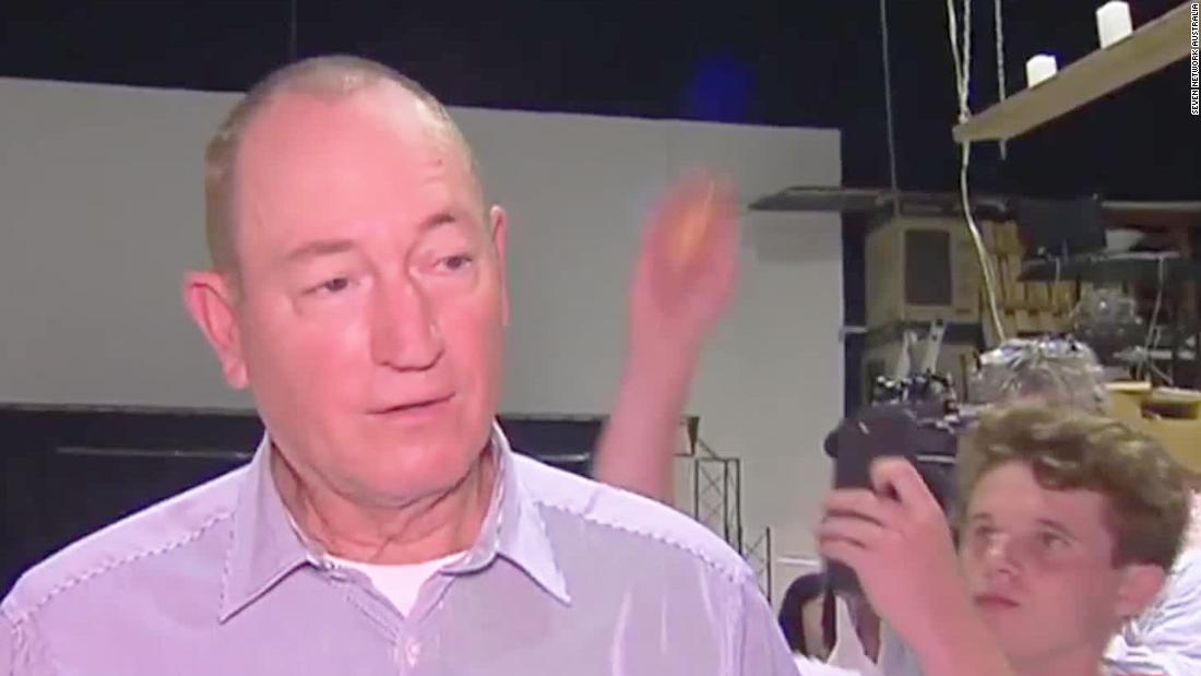 Fraser Anning Egged By Teen Over Shooting Comments - Cnn Video-3370