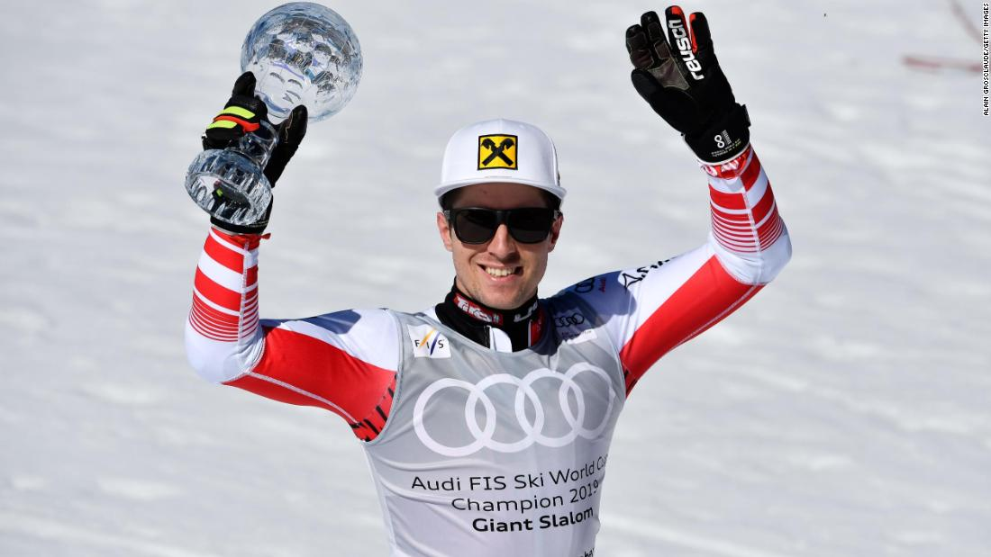 'Hardest decision': Ski ace Marcel Hirscher mulls retirement
