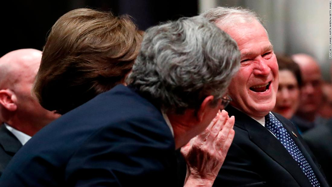 Jeb Bush reveals what he whispered to brother during funeral