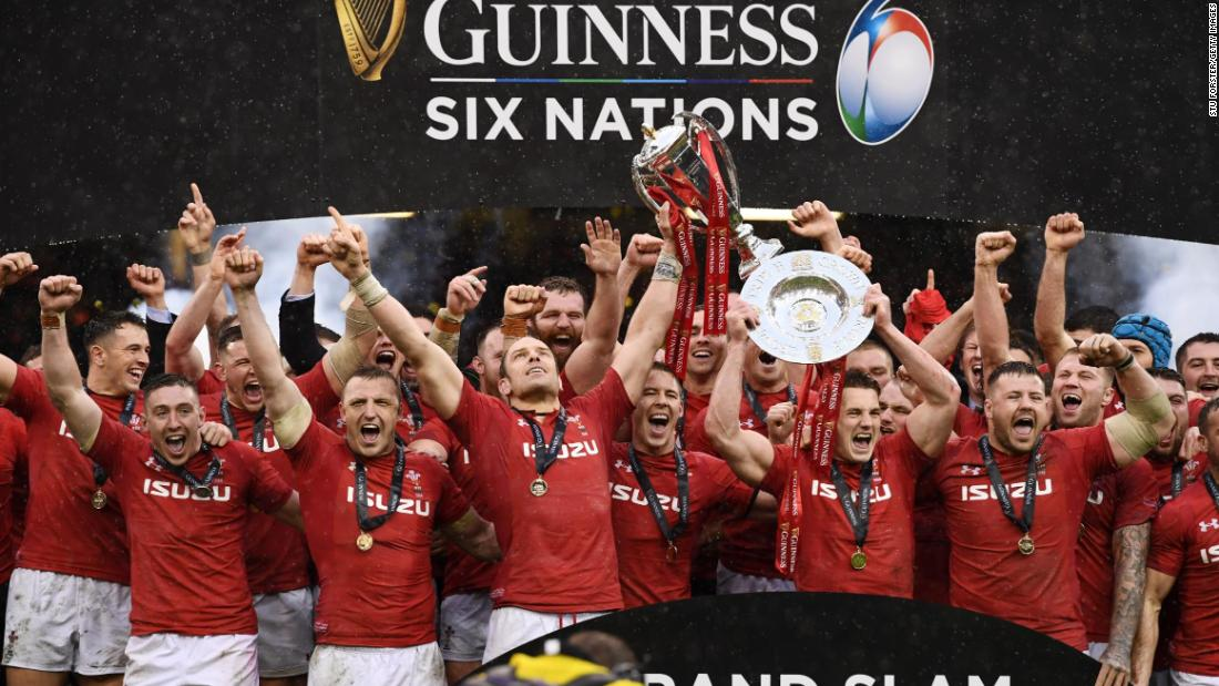 Wales last won the title in 2013 and the Grand Slam in 2012.