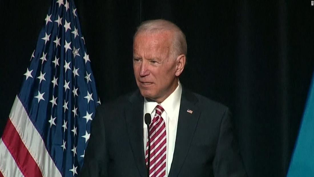 Moderate Democrats see a path for Biden