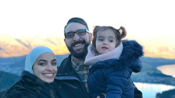 Atta Elayyan, 33, is survived by his young family.