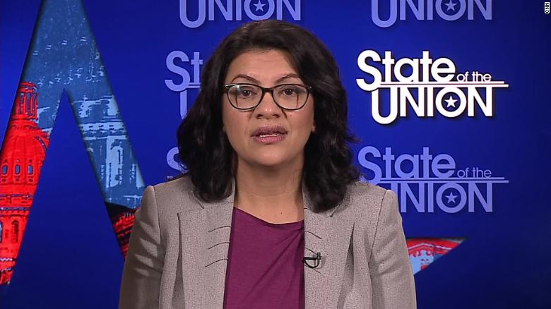 Rep. Tlaib: Islamophobia present on both sides