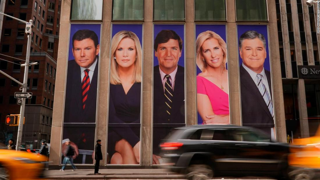 Trump's relationship with Fox News is unprecedented