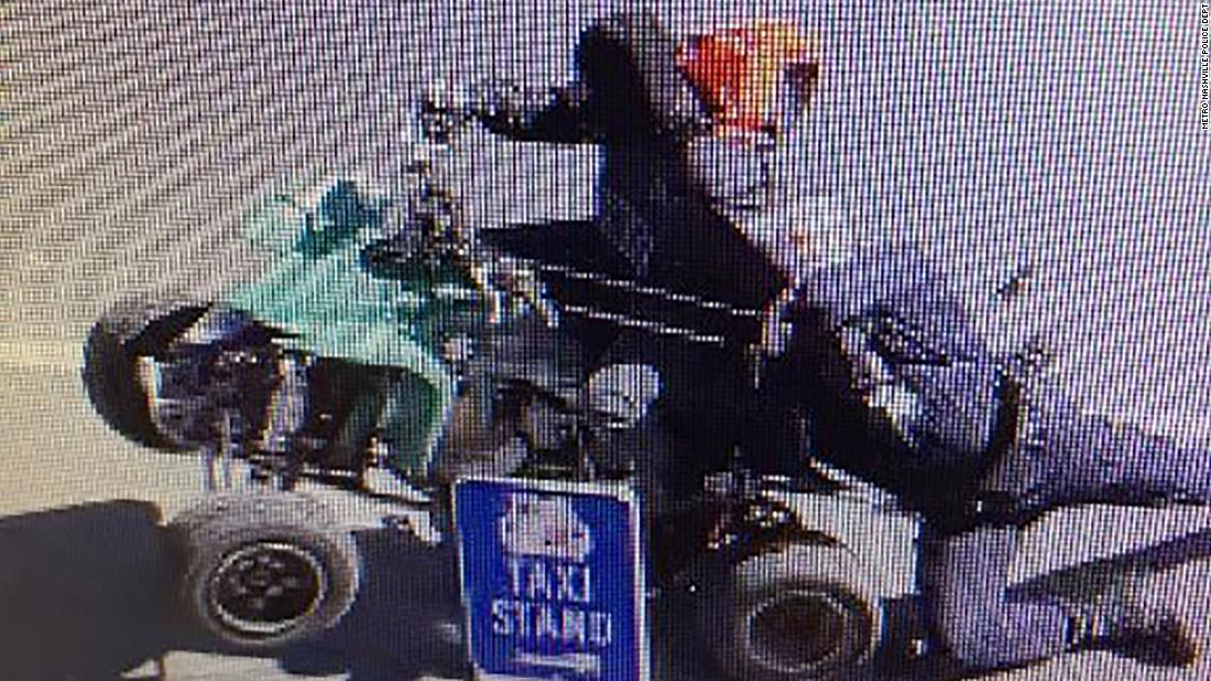 Nashville police arrest man who allegedly dragged officer with an ATV