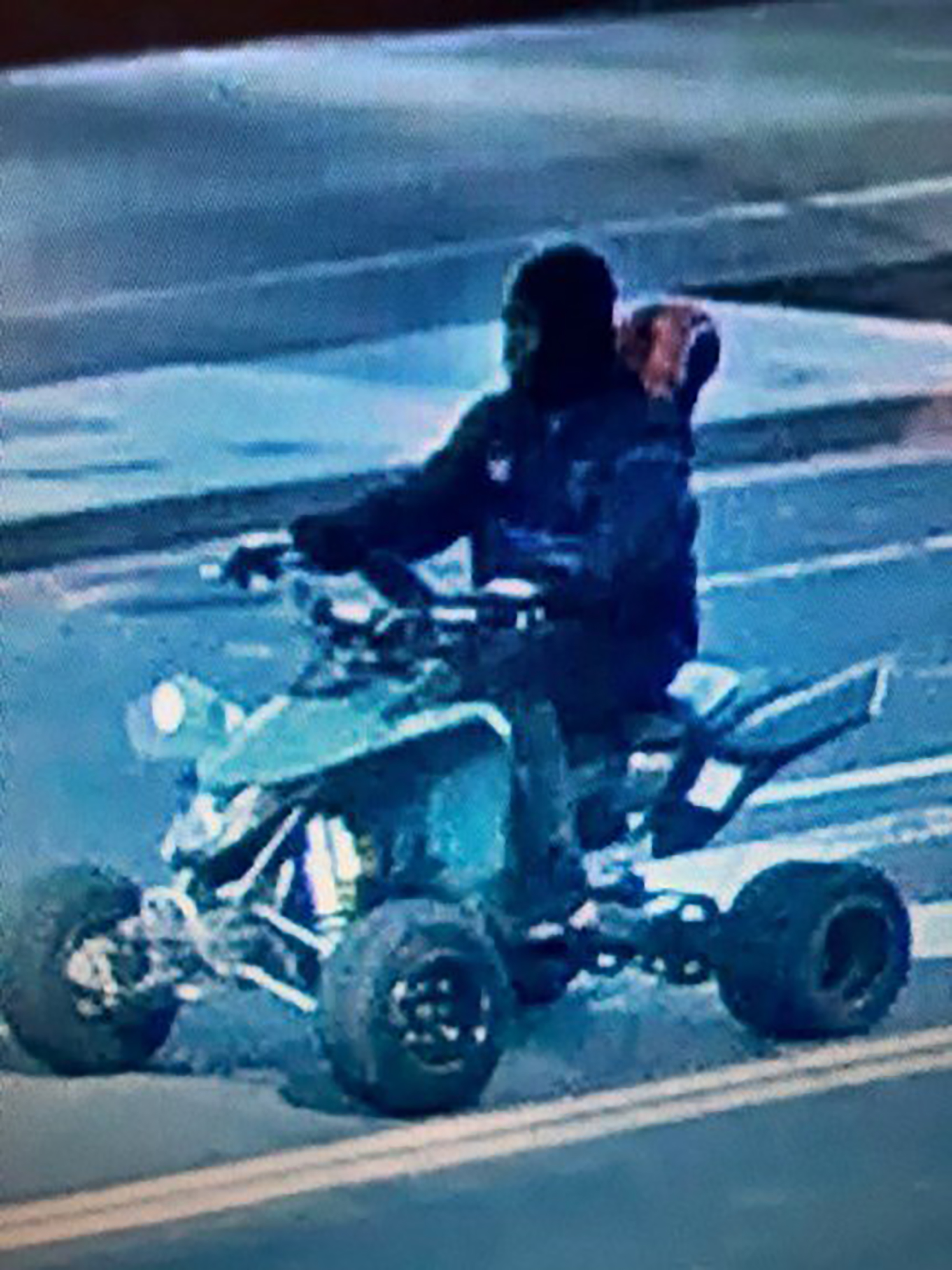 ATV driver drags police officer down busy street - CNN Video
