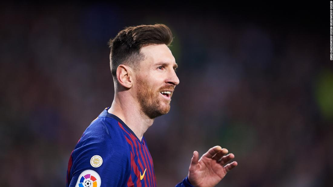 Without Lionel Messi, Barcelona stunned by Athletic Bilbao in La Liga opener