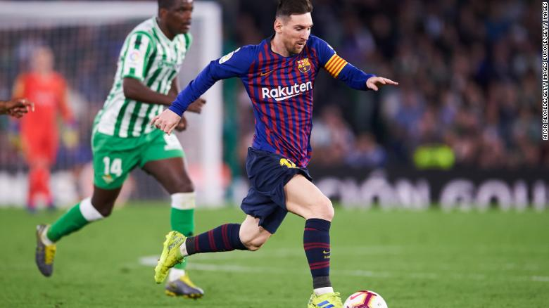 Messi has now scored 51 hattricks in his career