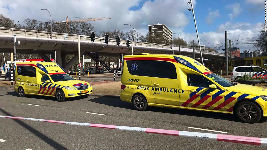 Live updates: Utrecht tram shooting leaves three dead - CNN