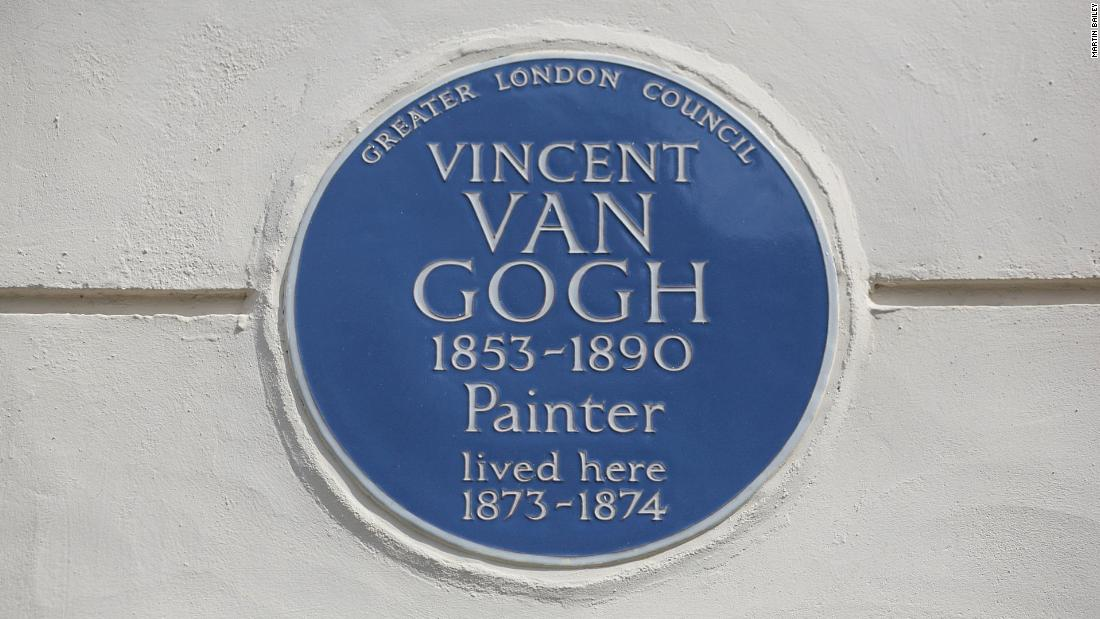 Papers found in Van Gogh's home bring his time in London to life