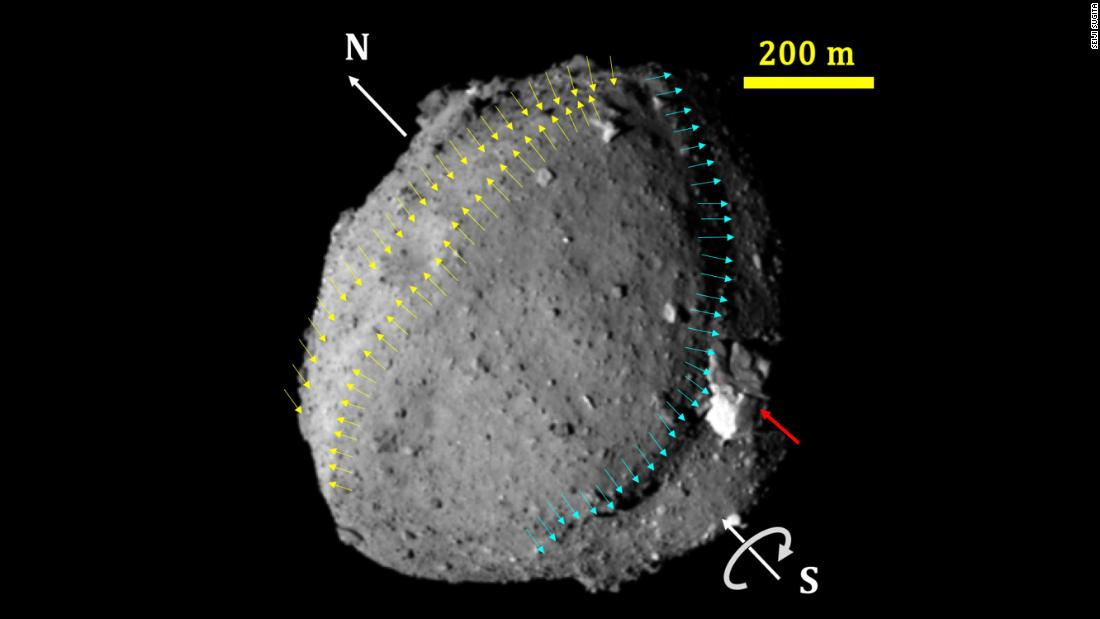 Japan asteroid probe in 'tantalizing' solar system discoveries