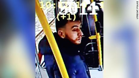 Tram shooting suspect arrested (Three dead and five people wounded after shooting in Dutch city of Utrecht; police suspect terror motives)
