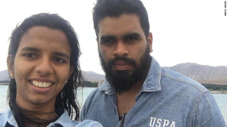 印度新婚夫妇为了梦想去新西兰却在在周五不幸的面临死亡