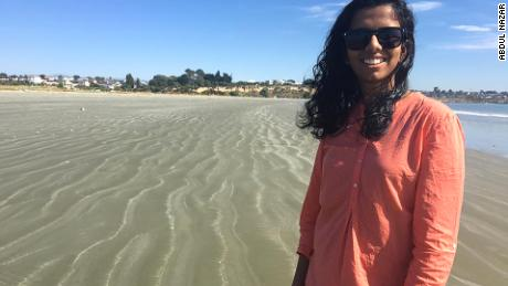 Ansi Alibava had hoped to get a high-paying job in Christchurch after graduating.