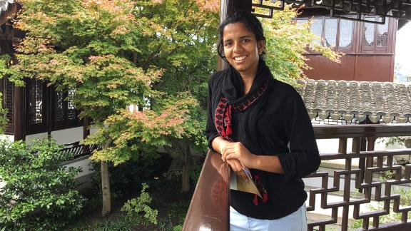 Ansi Alibava, 25, had recently moved to New Zealand to study.