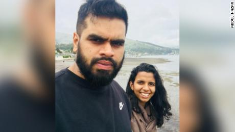 Azer wants to return his wife's body back to Kerala to come home with his family.