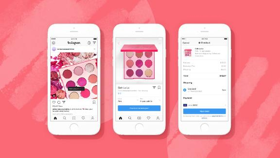 Instagram's new checkout feature lets users buy products directly from the platform.