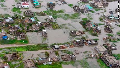 See the devastation Cyclone Idai left behind