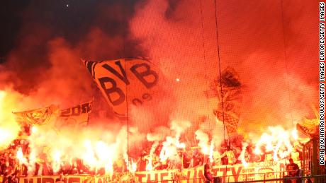 How Borussia Dortmund is leading football's fight against the far-right in Germany