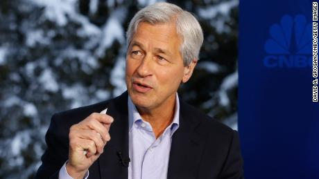 Jamie Dimon: Trump & # 39; s strategy on tariffs might have worked