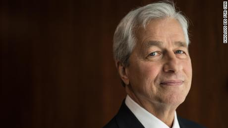 JPMorgan CEO: US economy is 'fundamentally anti-poor'