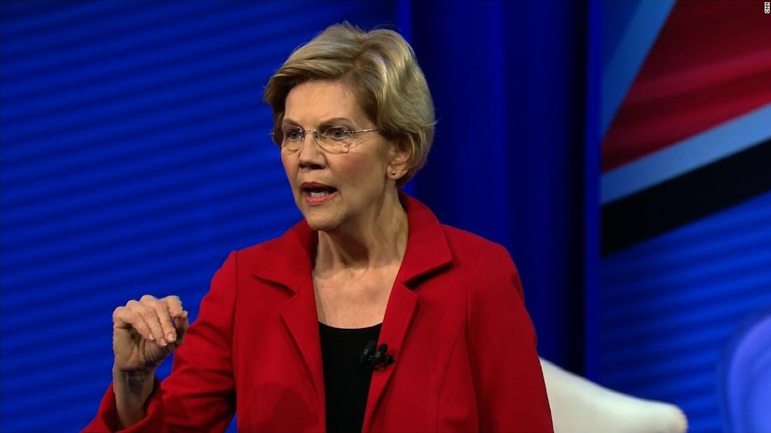 Elizabeth Warren: Slavery is a stain on America