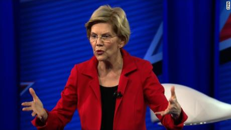 Warren supports plan to eliminate electoral college