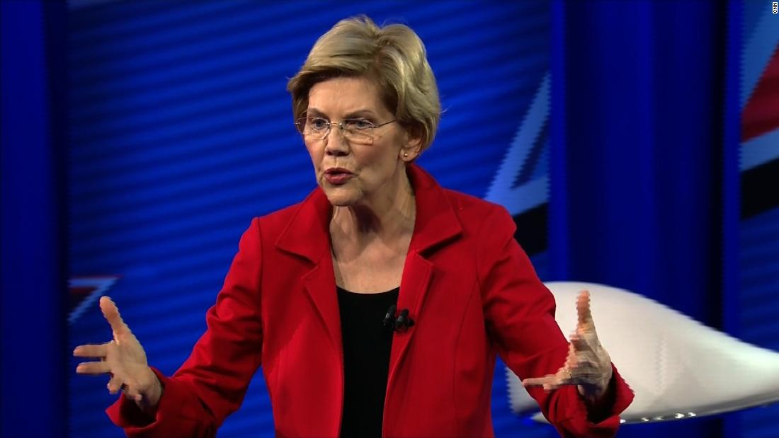 Warren backs plan to get rid of the Electoral College