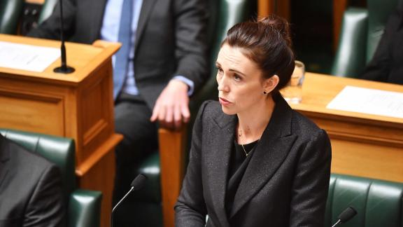 Prime Minister Jacinda Ardern said her government will investigate the role social media played in the deadly terrorist attack on two mosques in Christchurch.