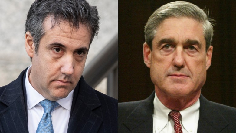 Docs show Mueller investigated Cohen long before raid