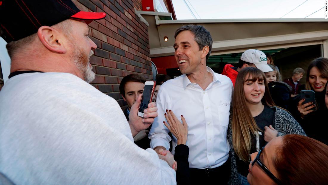 Beto O'Rourke set to hire ex-Obama aide Jen O'Malley Dillon to run campaign