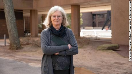 For the first time, a  prestigious mathematics prize has been awarded to a woman, Karen Uhlenbeck