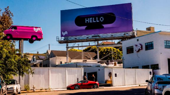 A Lyft driver hub in San Francisco, June 14, 2017. If Uber backslides or otherwise fails to live up to promises to improve its toxic culture, concerned consumers only have one card to play: stop using Uber, and start using alternatives. (Christie Hemm Klok/The New York Times)