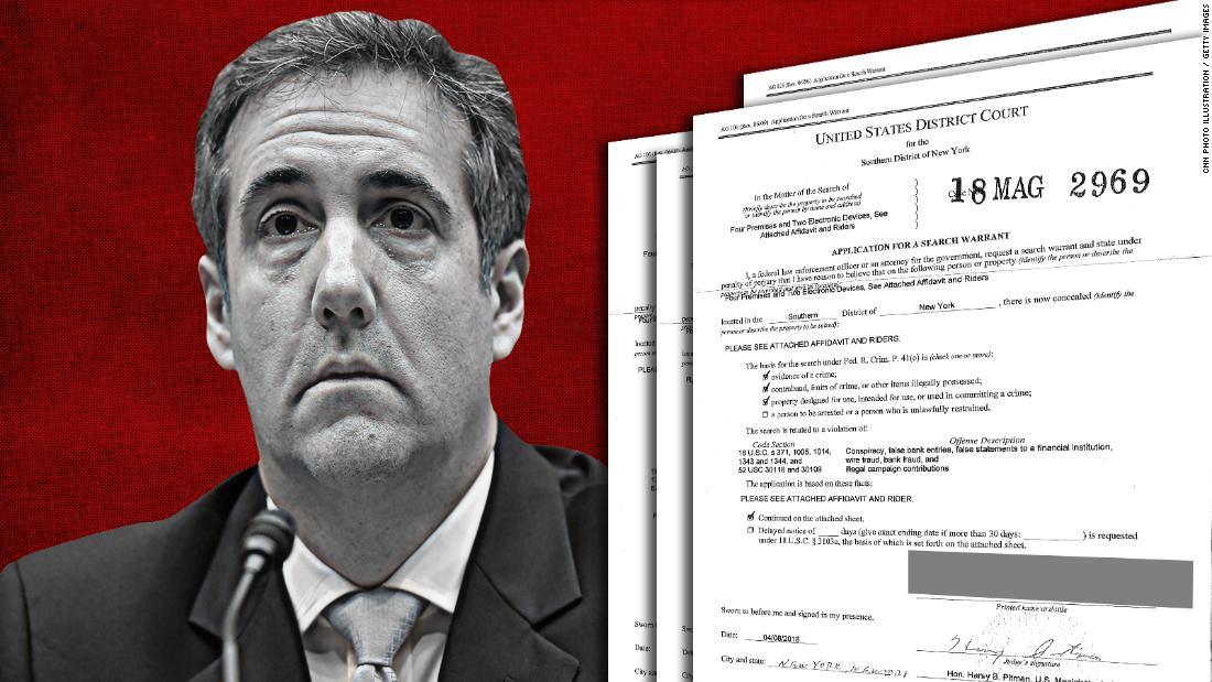 How a rich Russian's firm paid $500K to Cohen
