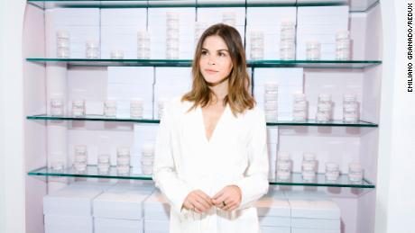 Emily Weiss, founder and CEO of Glossier.